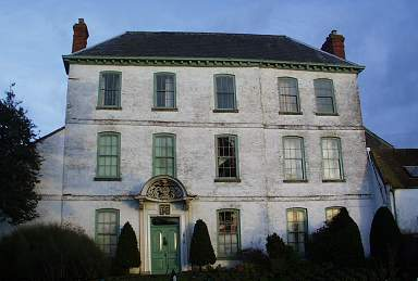 The White House, Suckley. Photo: Keith Bramich, December 2000